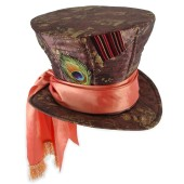 Mad Hatter Hat | Alice in Wonderland Hat, Mad Hatter Costume