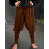 Chocolate - Pirate Pants, Renaissance Pants, Medieval Pants