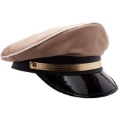 Military, Yacht Cap - Tan