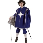 Musketeer Man Costume