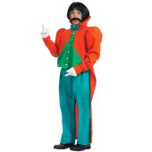 Dlx Munchkin Man Costume - Child