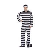 Deluxe Prisoner Suit