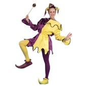 Mardi Gras Jester Costume