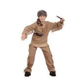 Davy Crockett Costume Child Frontiersman