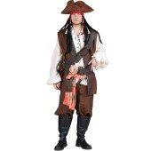 First Mate Pirate Costume