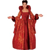 Queen Elizabeth Dress - Queen Elizabeth Costume, Queen Elizabeth I Dress, Queen Elizabeth I Costume