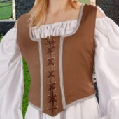 Reversible Wench Bodice