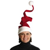Grinch Hat Wired Santa Hat