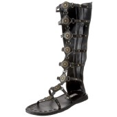 Roman Sandals - Black