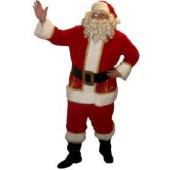 Santa Suit - Deluxe Velvet