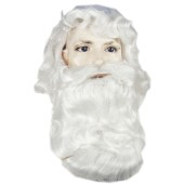 Santa Claus Wig & Beard Set CV2