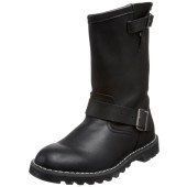 The Engineer's Apprentice Leather Boots