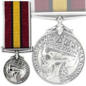 Bravest in Death Honor Award Metal