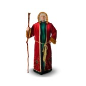 Old World Santa Claus Costume