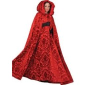Elegant Riding Hood Cape
