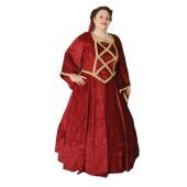Plus Musketeer, Medieval Lady