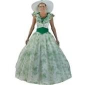 Plus Scarlett O'Hara BBQ Dress