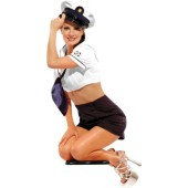 Navy Gal,  Pinup Girl  #3