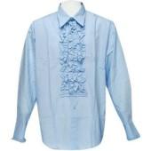 1970's Tuxedo Shirt