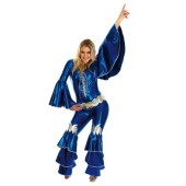1970's Disco Abba Costume