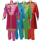 Sgt. Pepper's Beatles Costumes