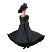 Black Titanic Dress
