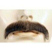 Villain Mustache - Synthetic