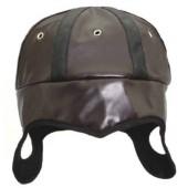 Vintage Football Helmet, Aviator Helmet, Amelia Earhart Aviator Costume