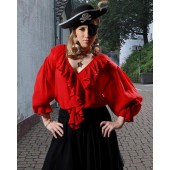 Barbarossa Pirate Lady Blouse - Adult Pirate Costumes, Pirate Shirts, Womens Pirate Costume